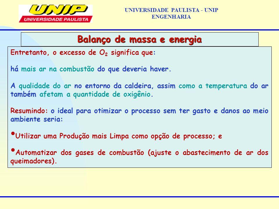 1)Qual o propósito dos balanços de massa e energia.