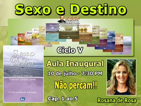 { Sexo e Destino Jul 10, 2013 - Cap. 1 ao 5 Sexo e Destino Jul 10, 2013 - Cap. 1 ao 5.