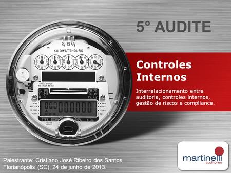 5° AUDITE Controles Internos