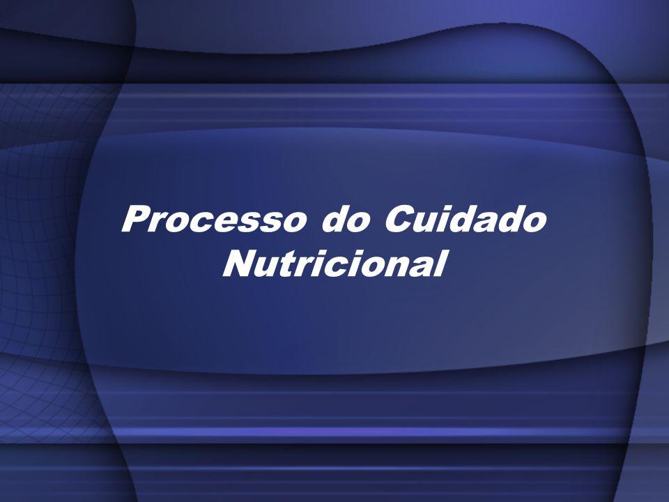 É um grupo de atividades que permitem identificar as necessidades de prevenção e de cuidados na área de nutrição.