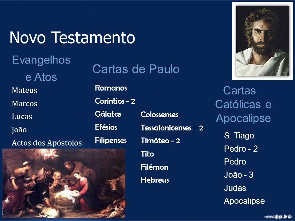 Cartas Católicas e Apocalipse