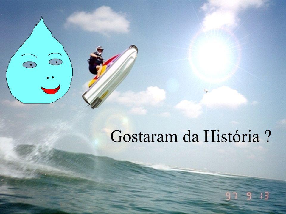 Gostaram da História