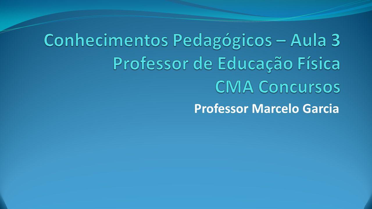 Professor Marcelo Garcia