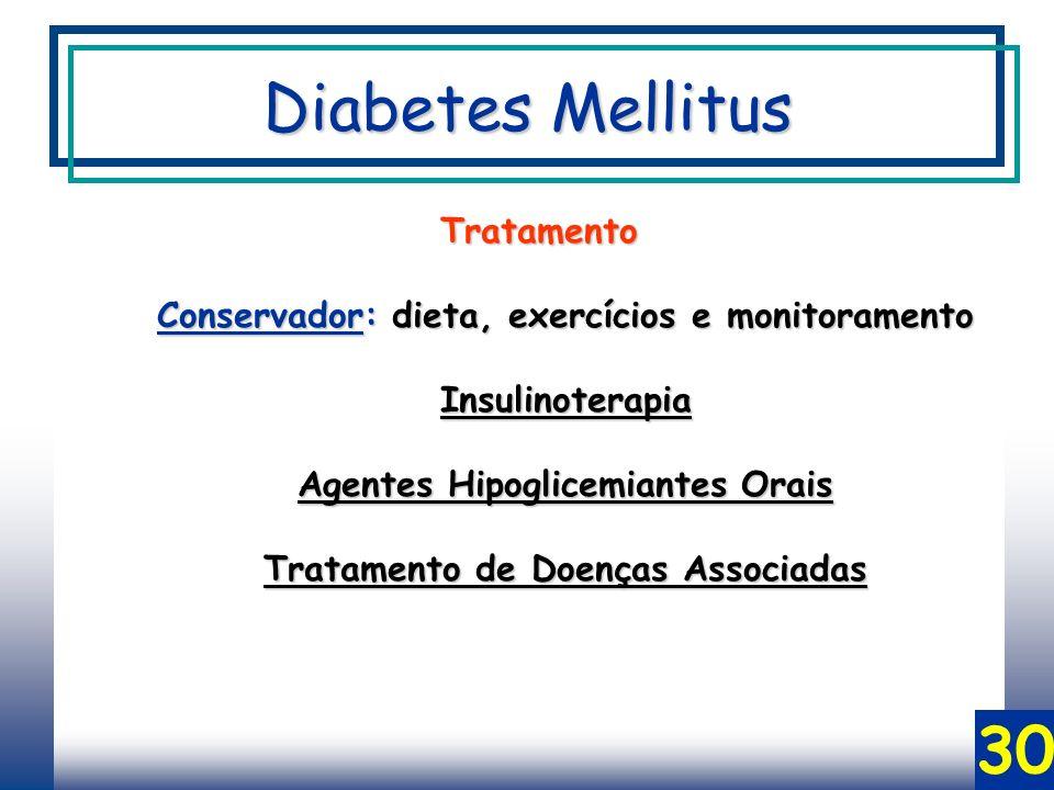Diabetes Mellitus 30 Tratamento