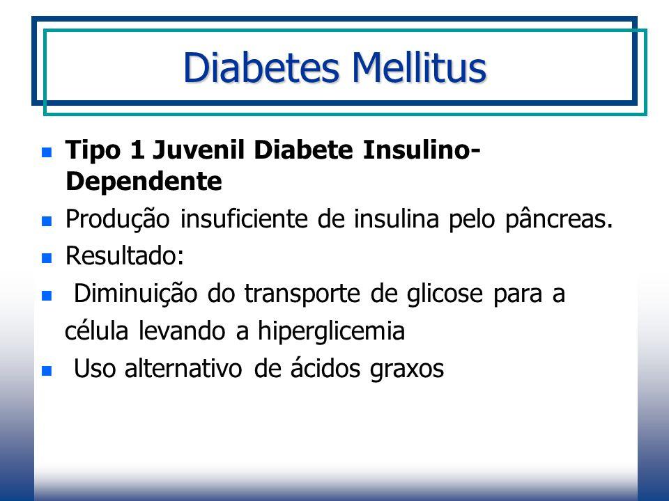 Diabetes Mellitus Tipo 1 Juvenil Diabete Insulino-Dependente