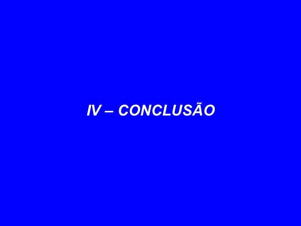 IV – CONCLUSÃO 12