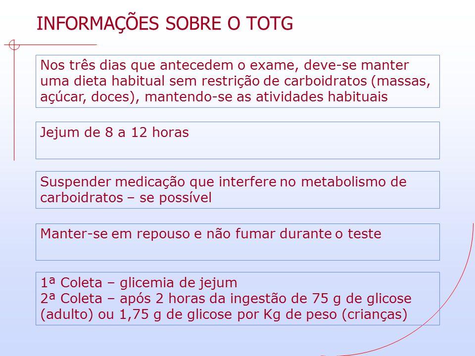 Totg exame