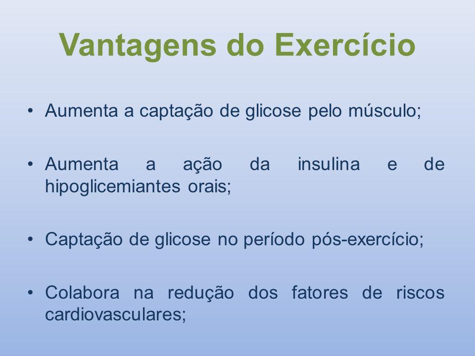 Vantagens do Exercício