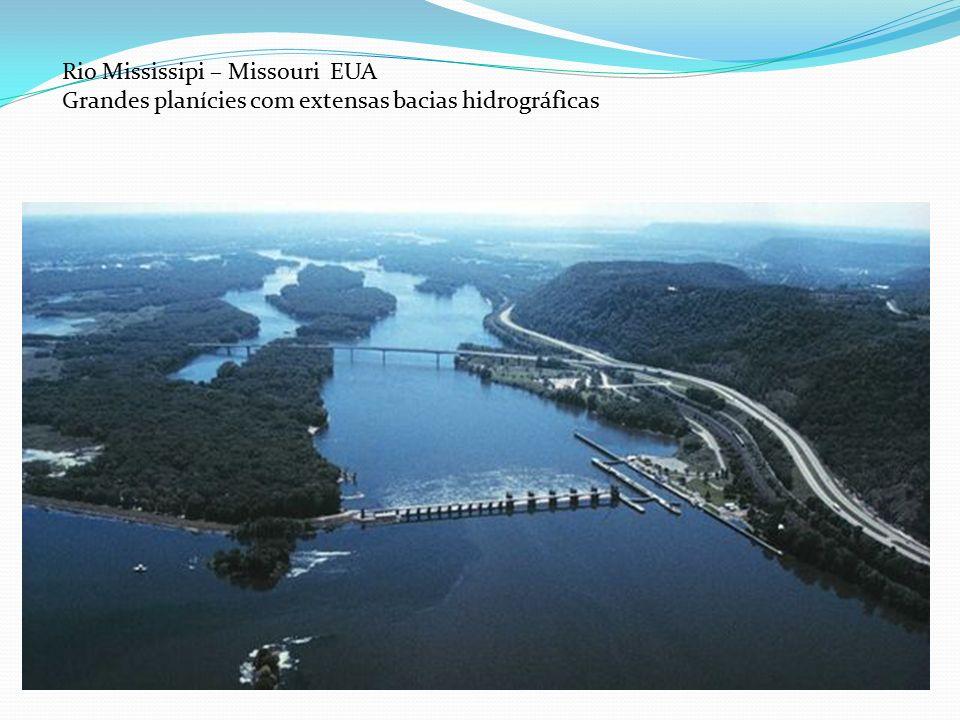Rio Mississipi – Missouri EUA