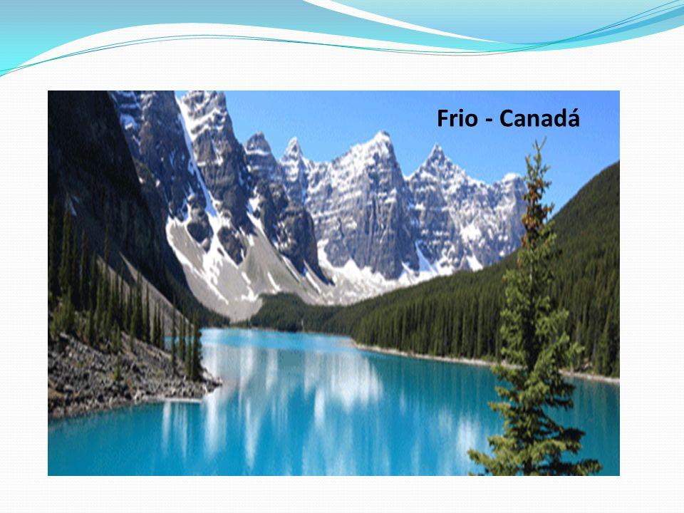 Frio - Canadá