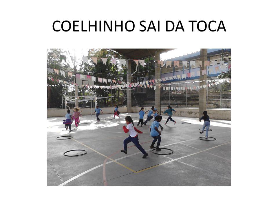COELHINHO SAI DA TOCA