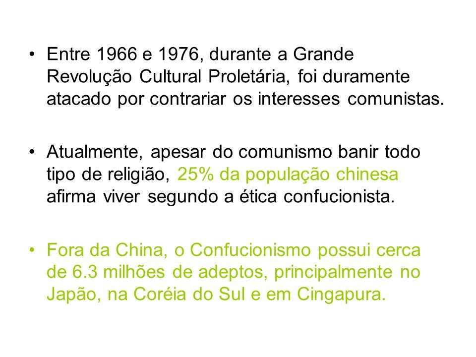 Entre 1966 e 1976, durante a Grande Revolução Cultural Proletária, foi duramente atacado por contrariar os interesses comunistas.