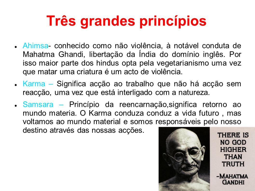 Três grandes princípios
