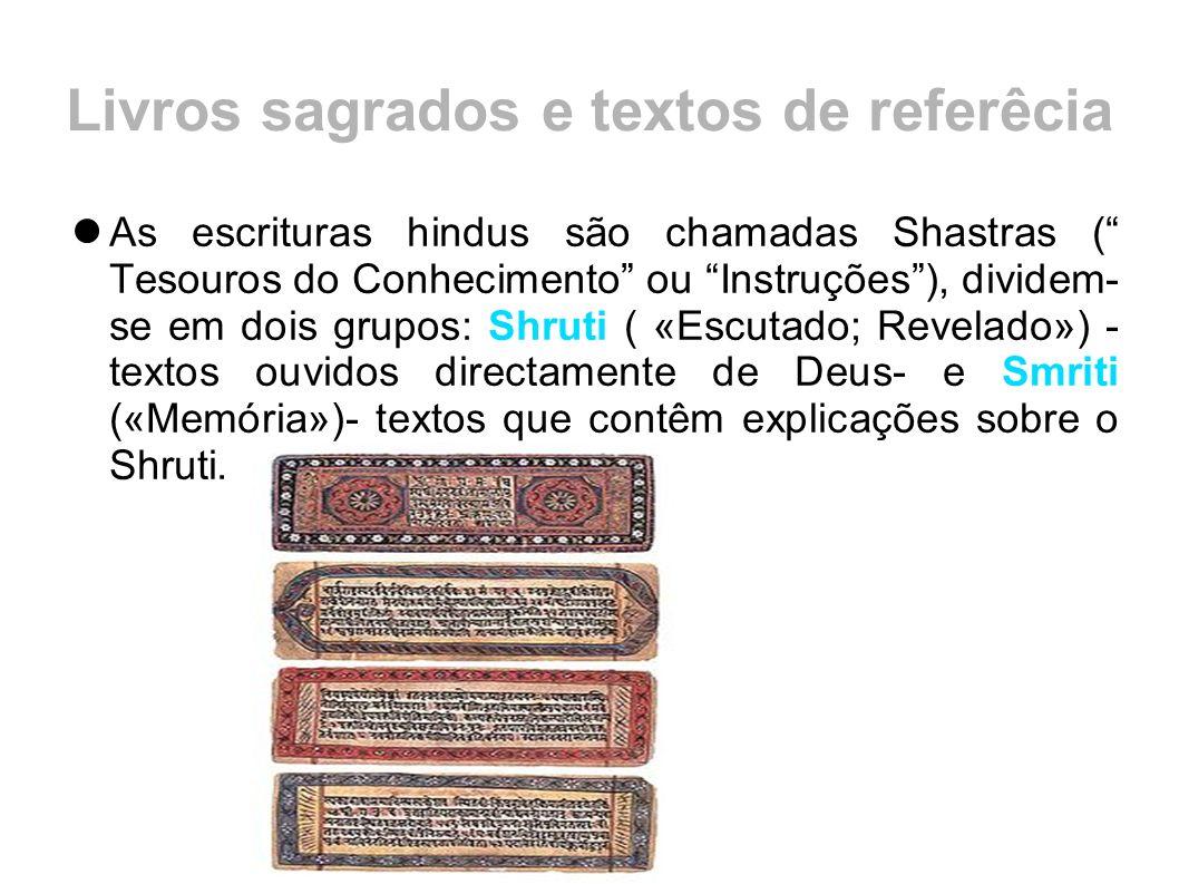 Livros sagrados e textos de referêcia