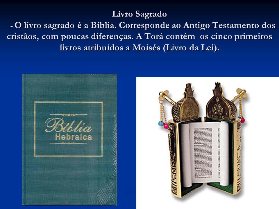Livro Sagrado - O livro sagrado é a Bíblia