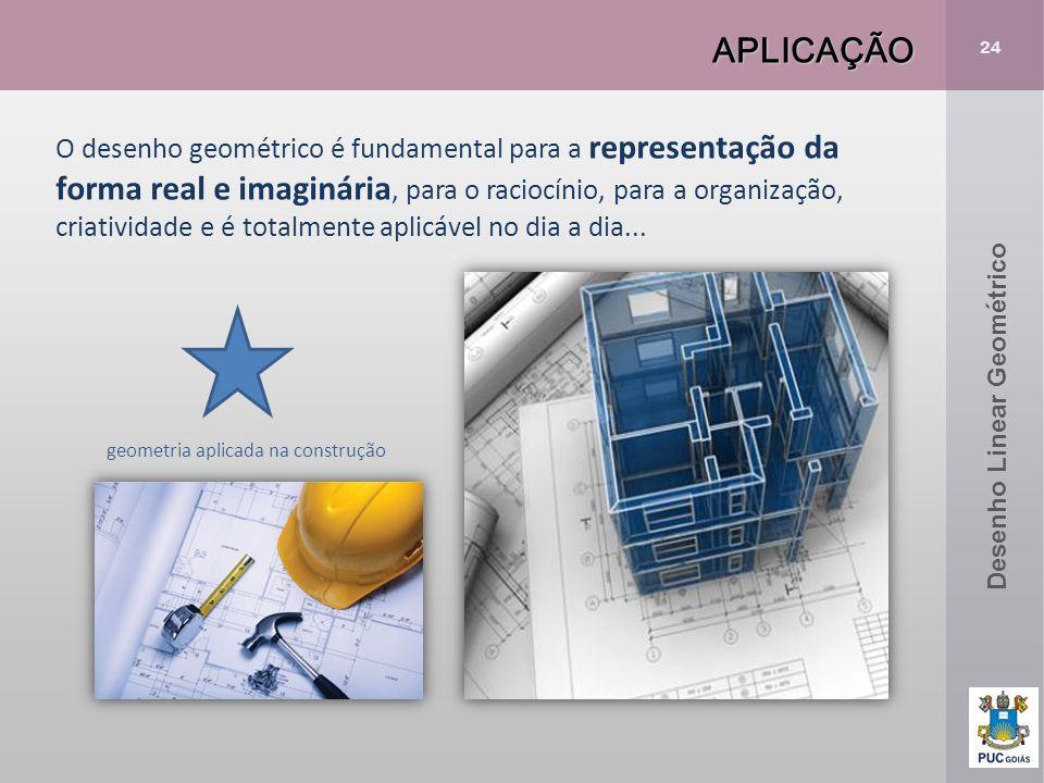 geometria aplicada na construção
