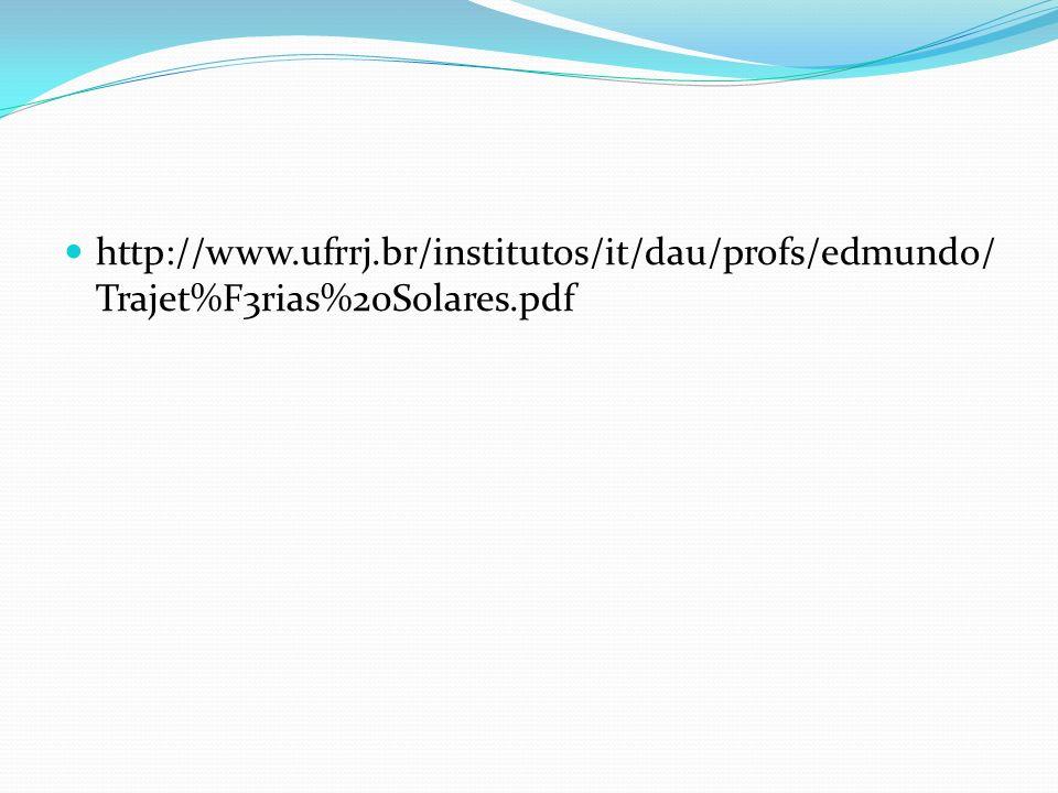 http://www.ufrrj.br/institutos/it/dau/profs/edmundo/Trajet%F3rias%20Solares.pdf
