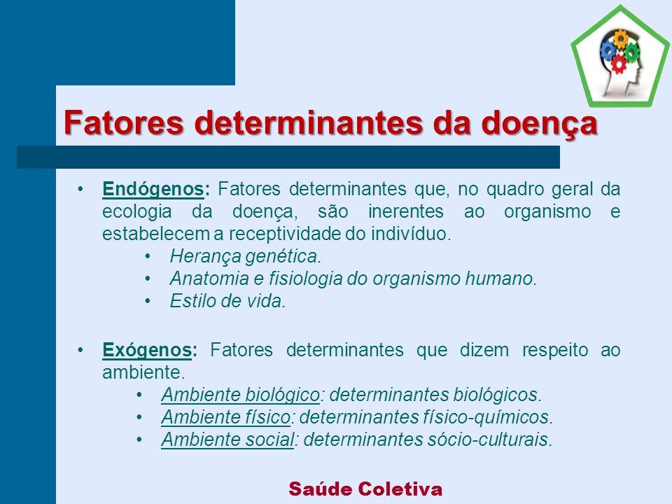 Fatores determinantes da doença