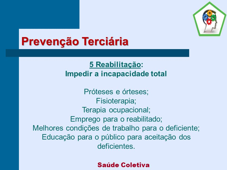 Impedir a incapacidade total