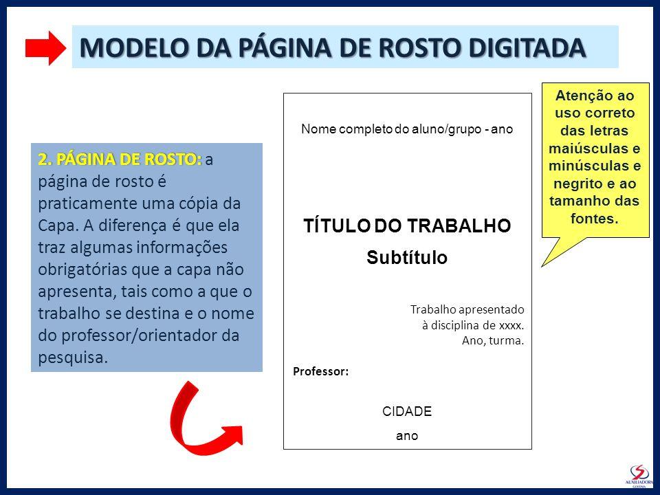 Conclusão trabalho de portugues