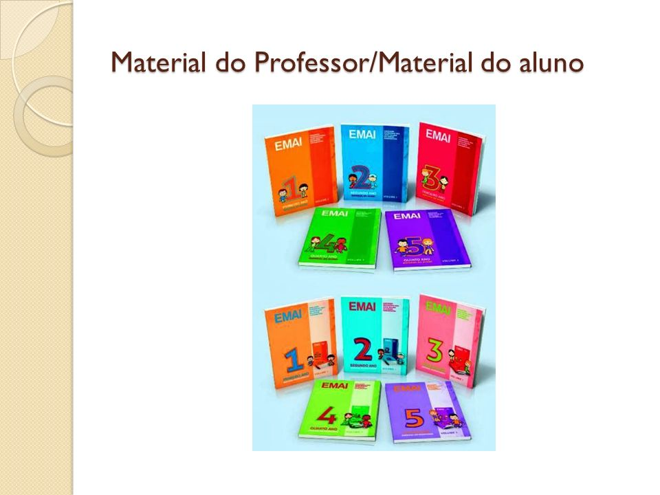 Material do Professor/Material do aluno