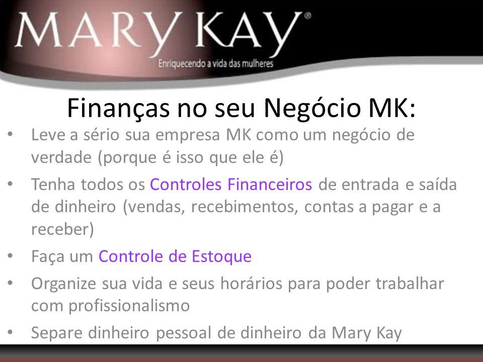 Finanças no seu Negócio MK: