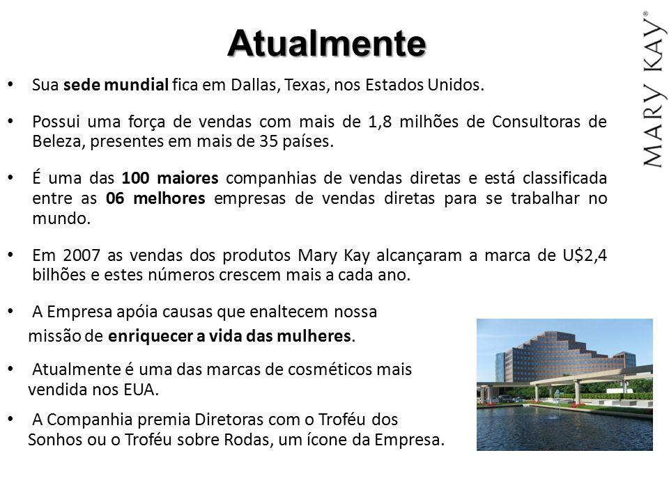 Atualmente Sua sede mundial fica em Dallas, Texas, nos Estados Unidos.