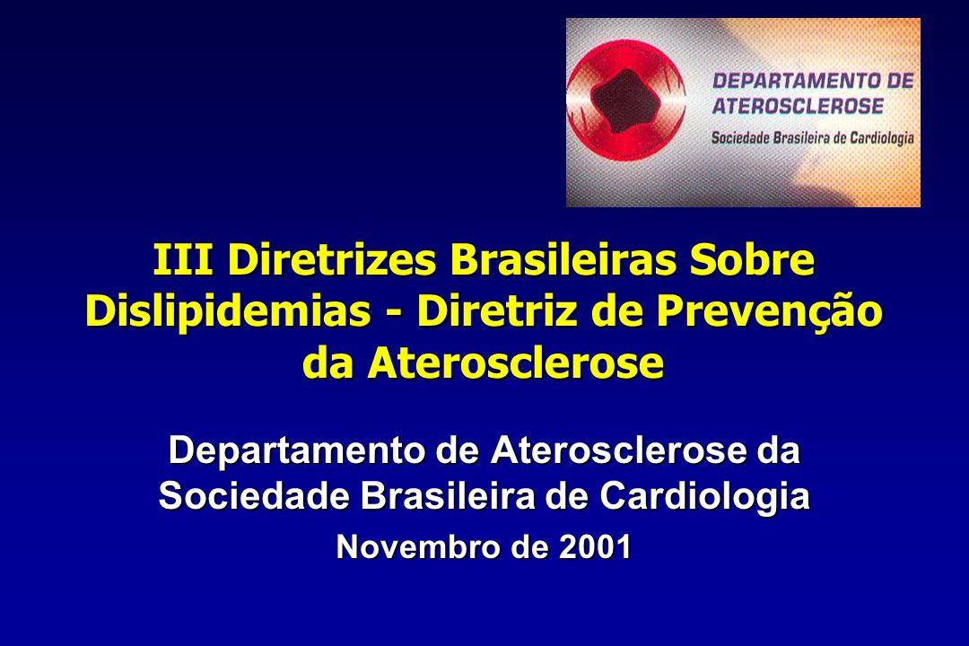 Departamento de Aterosclerose da Sociedade Brasileira de Cardiologia