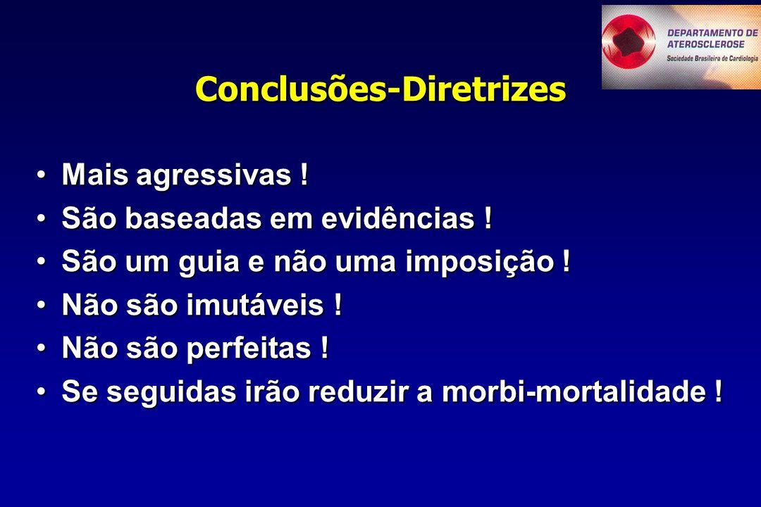 Conclusões-Diretrizes
