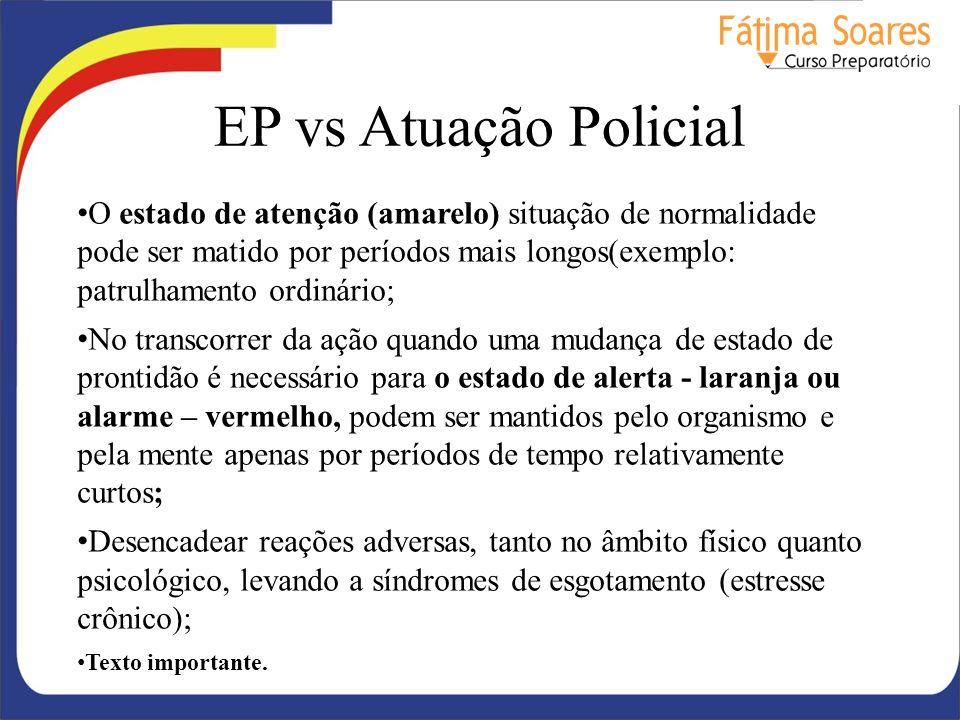 EP vs Atuação Policial