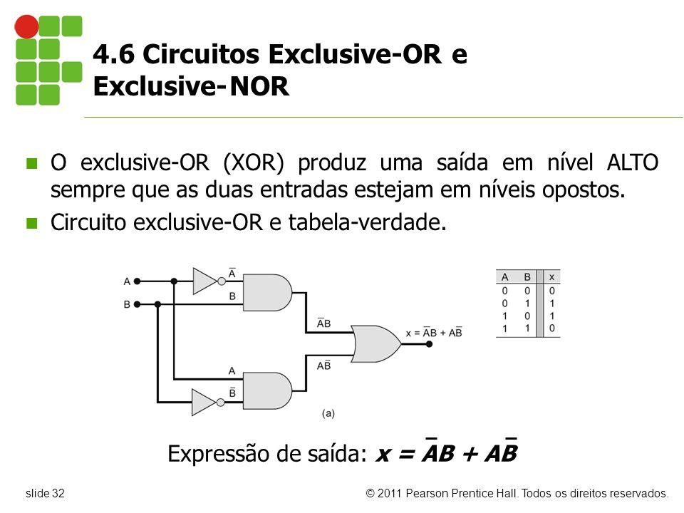 Circuito Nor : Circuitos lógicos combinacionais capítulo ppt carregar