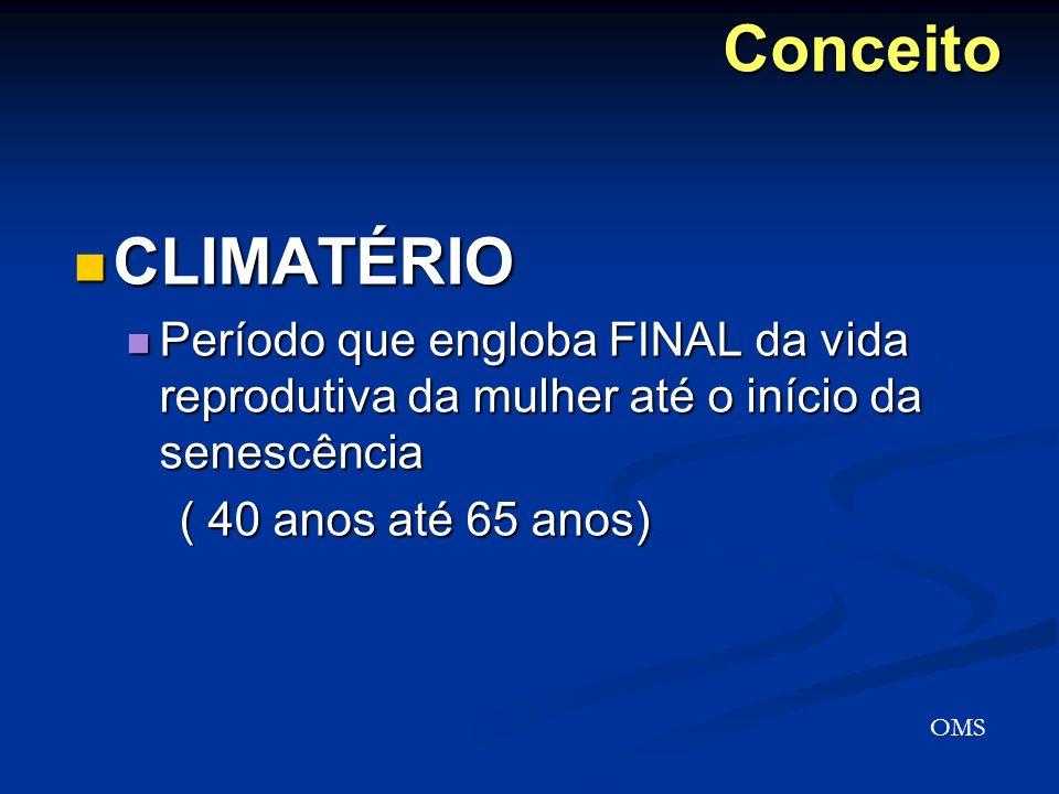 Alteraes menstruais tpm tabagismo climatrio conceito ppt perodo que engloba final da vida reprodutiva da mulher at o incio da sciox Choice Image