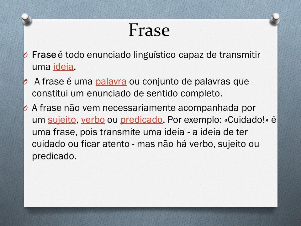 Frases Sobre Arrogância E Prepotência: Organização Textual FRASE, ORAÇÃO, PERÍODO.