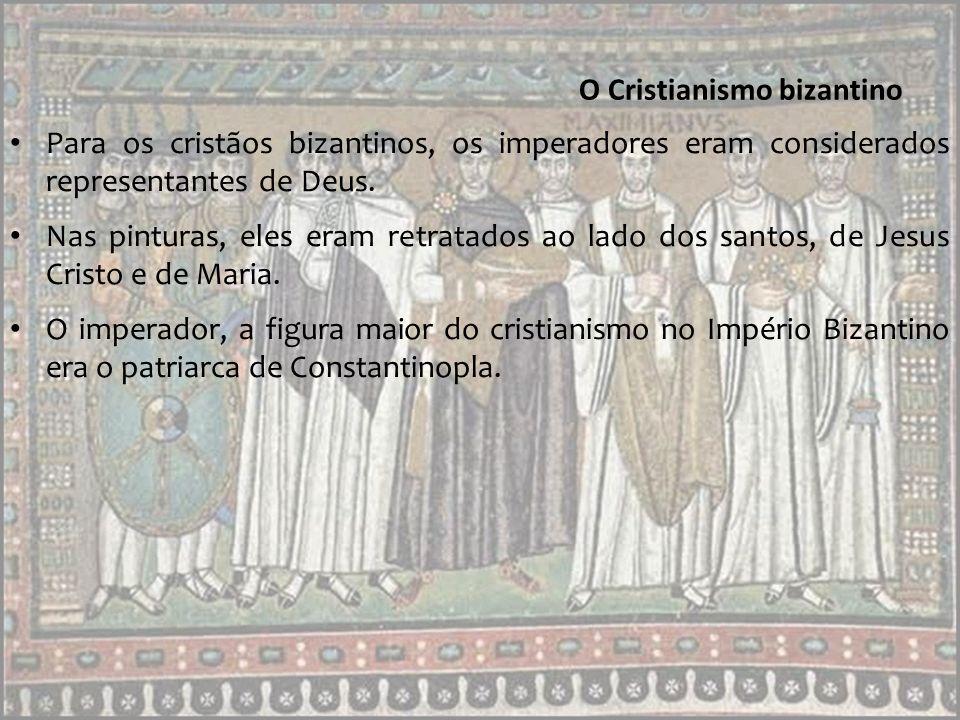 O Cristianismo bizantino