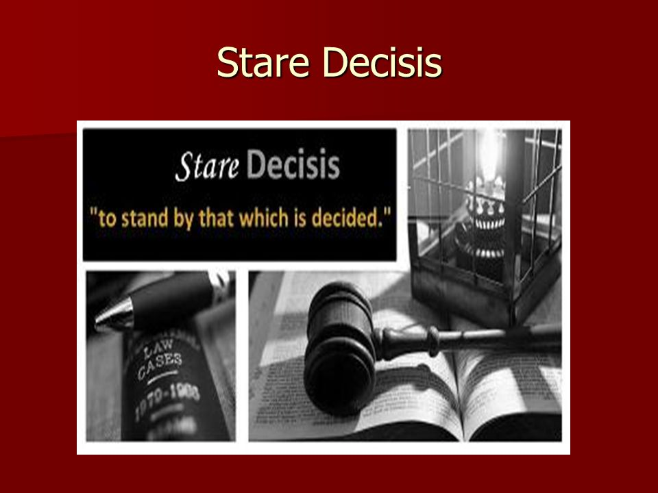 developement in doctrine of stare decisis Explore log in create new account upload .