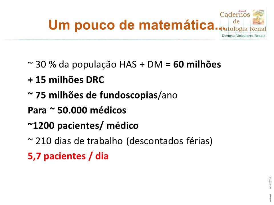 Um pouco de matemática...