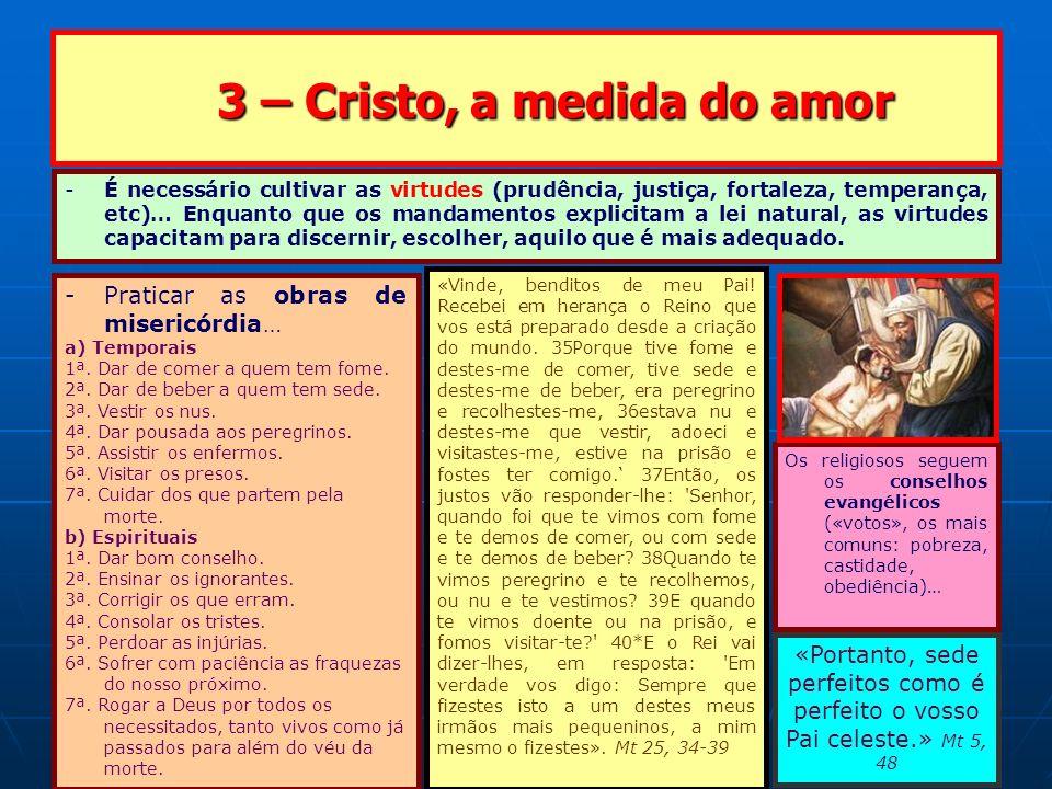 Os Mandamentos Na Vida Cristã