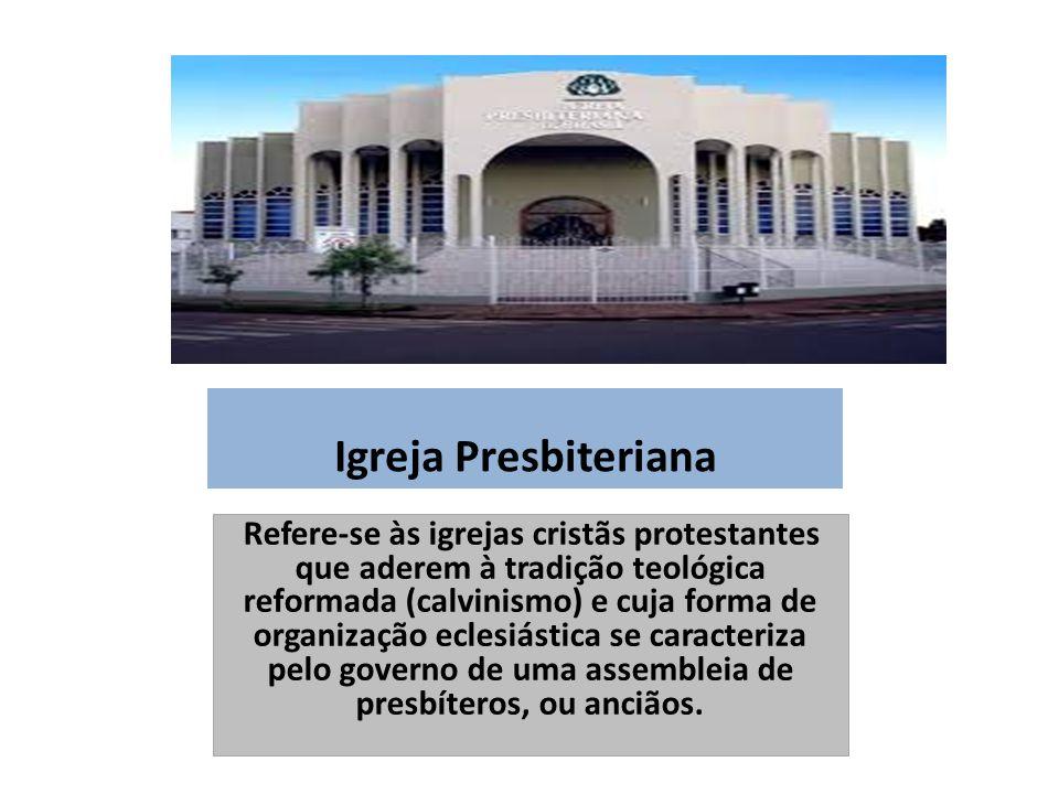 Igreja Presbiteriana