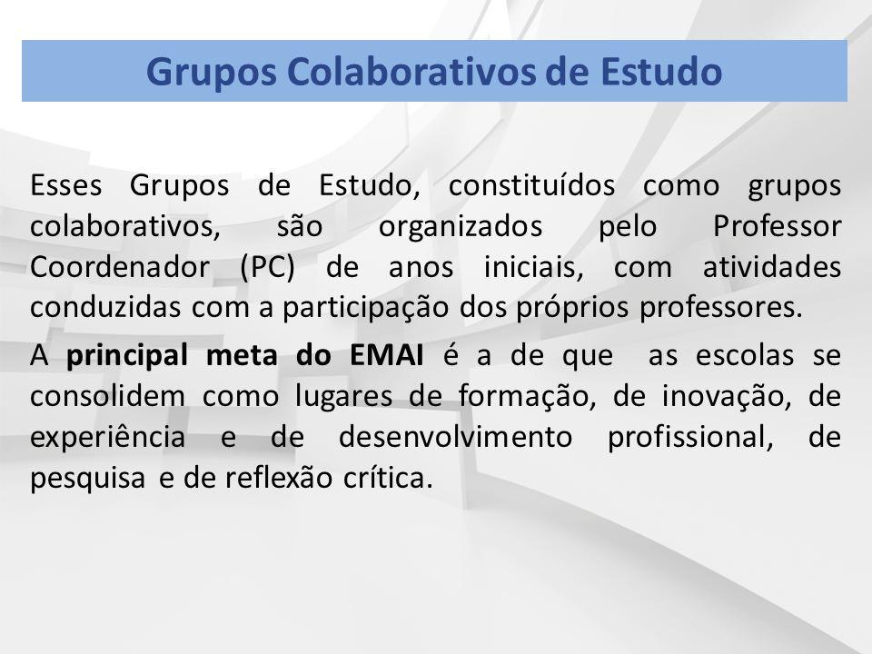 Grupos Colaborativos de Estudo
