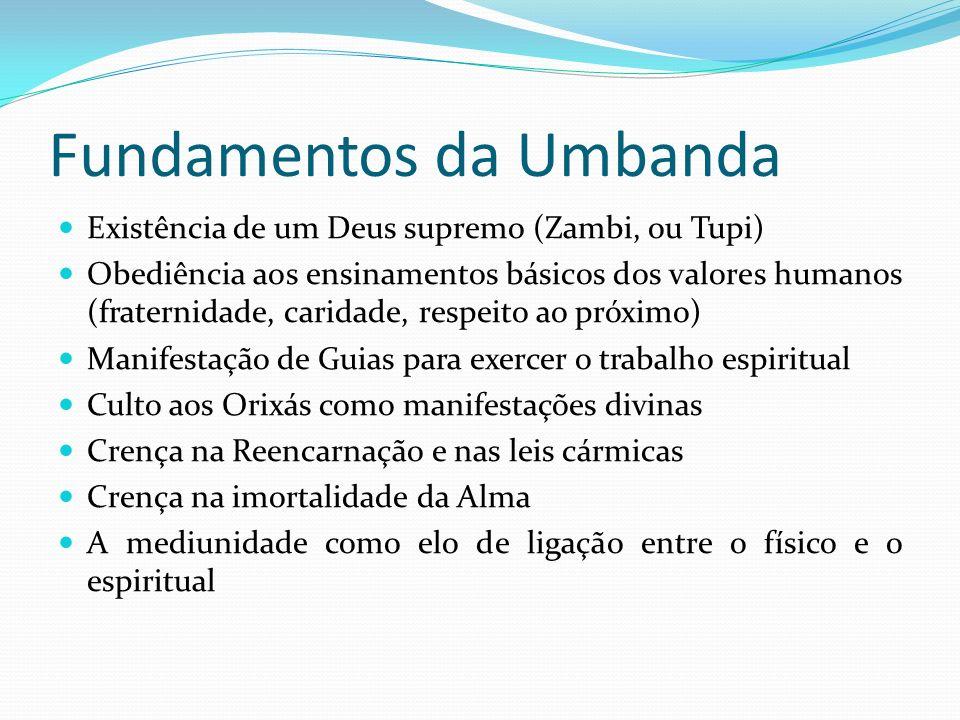 Fundamentos da Umbanda