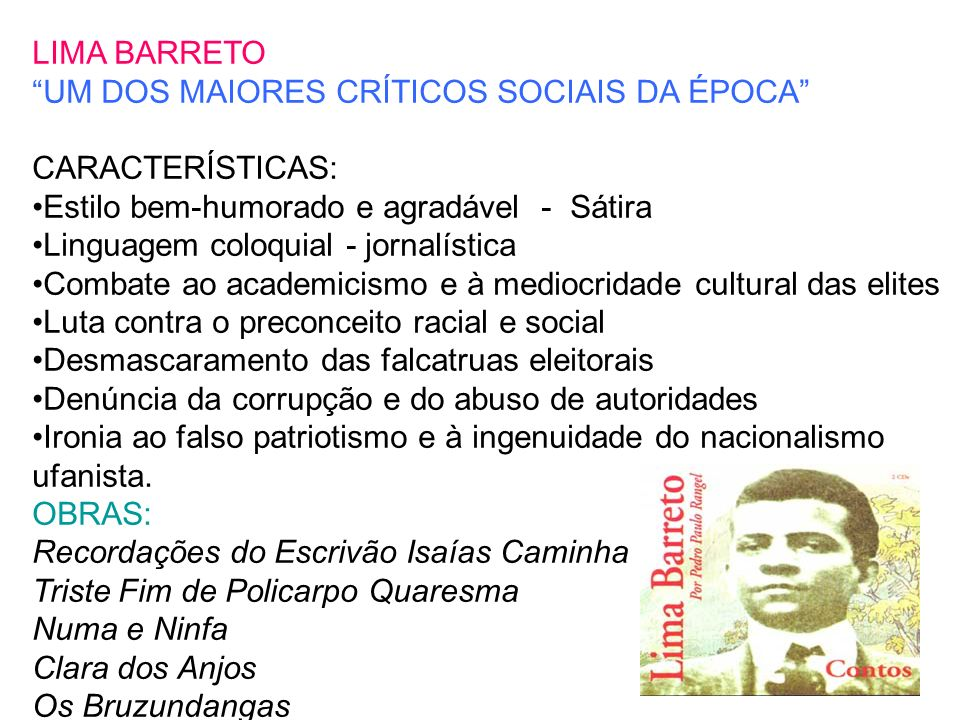 Movimento pr modernista ppt carregar for Estilo modernista caracteristicas