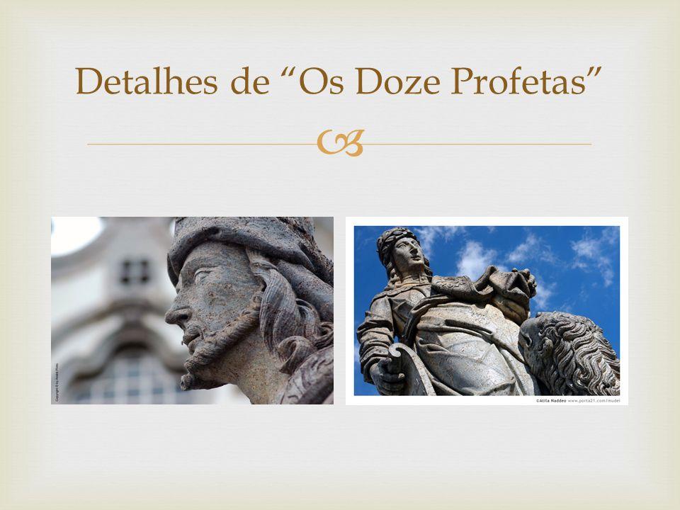 Detalhes de Os Doze Profetas