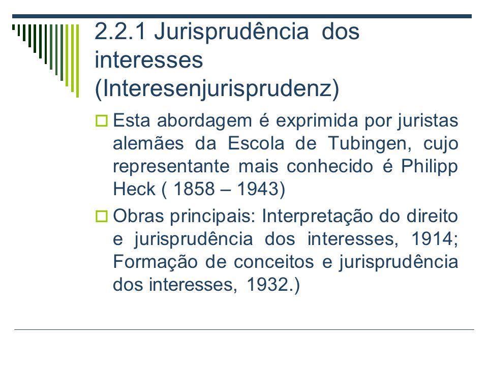 Jurisprudencia dos interesses pdf download