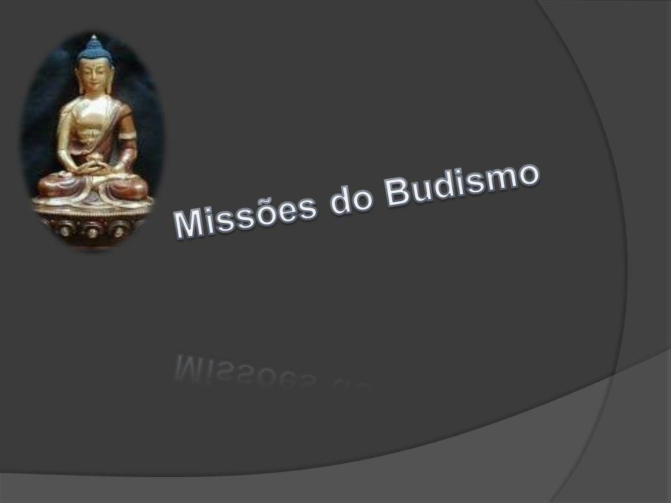 Missões do Budismo