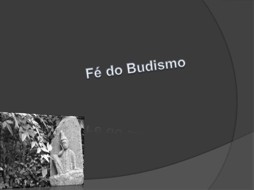 Fé do Budismo