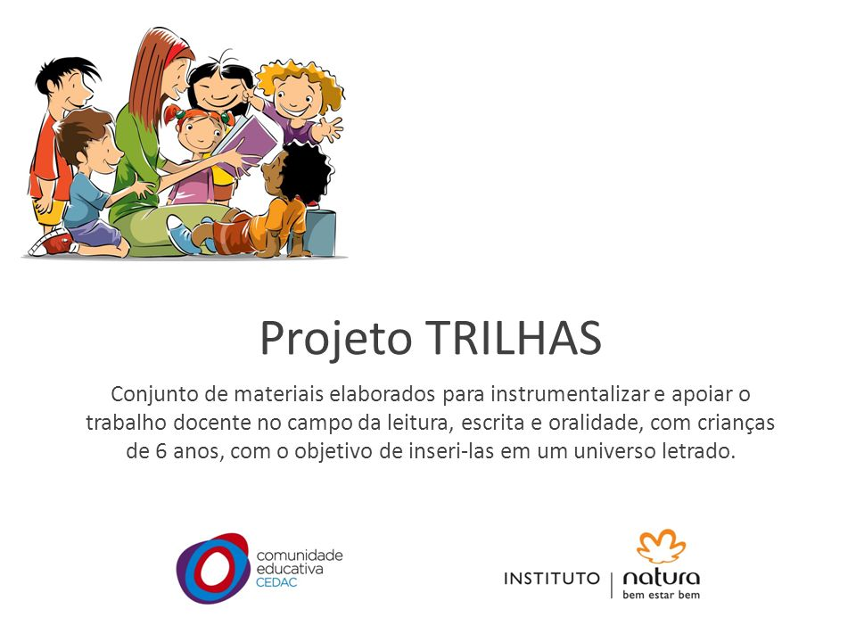 Projeto TRILHAS
