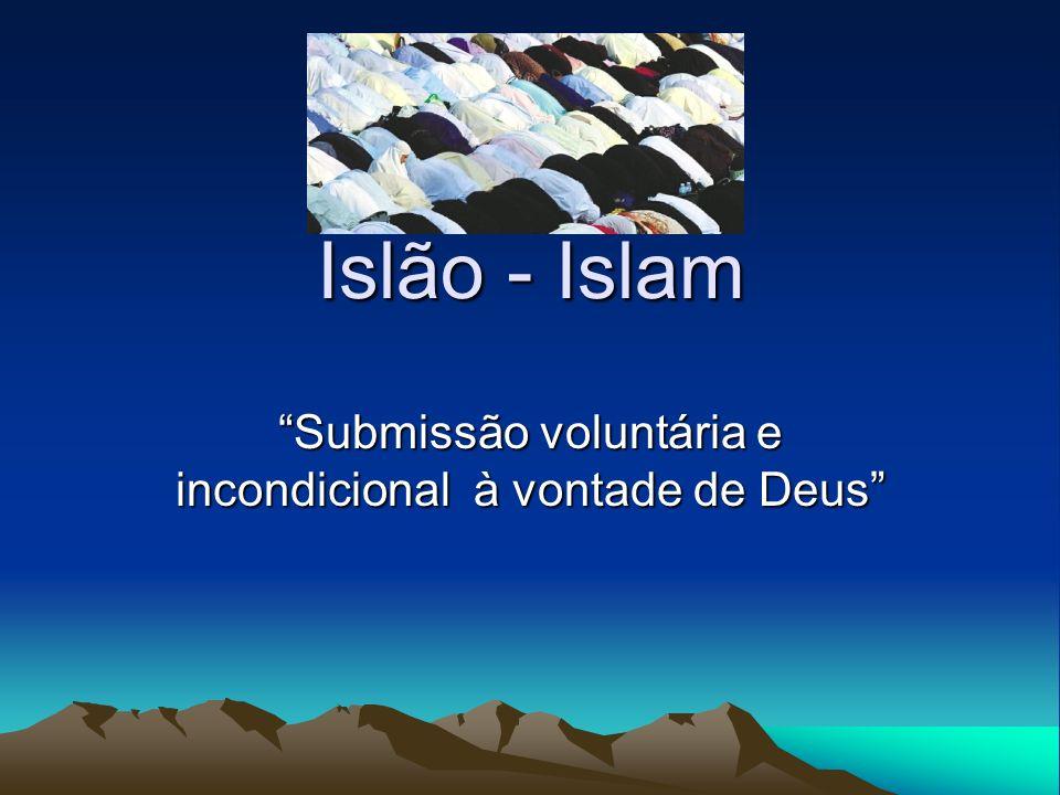 Submissão voluntária e incondicional à vontade de Deus