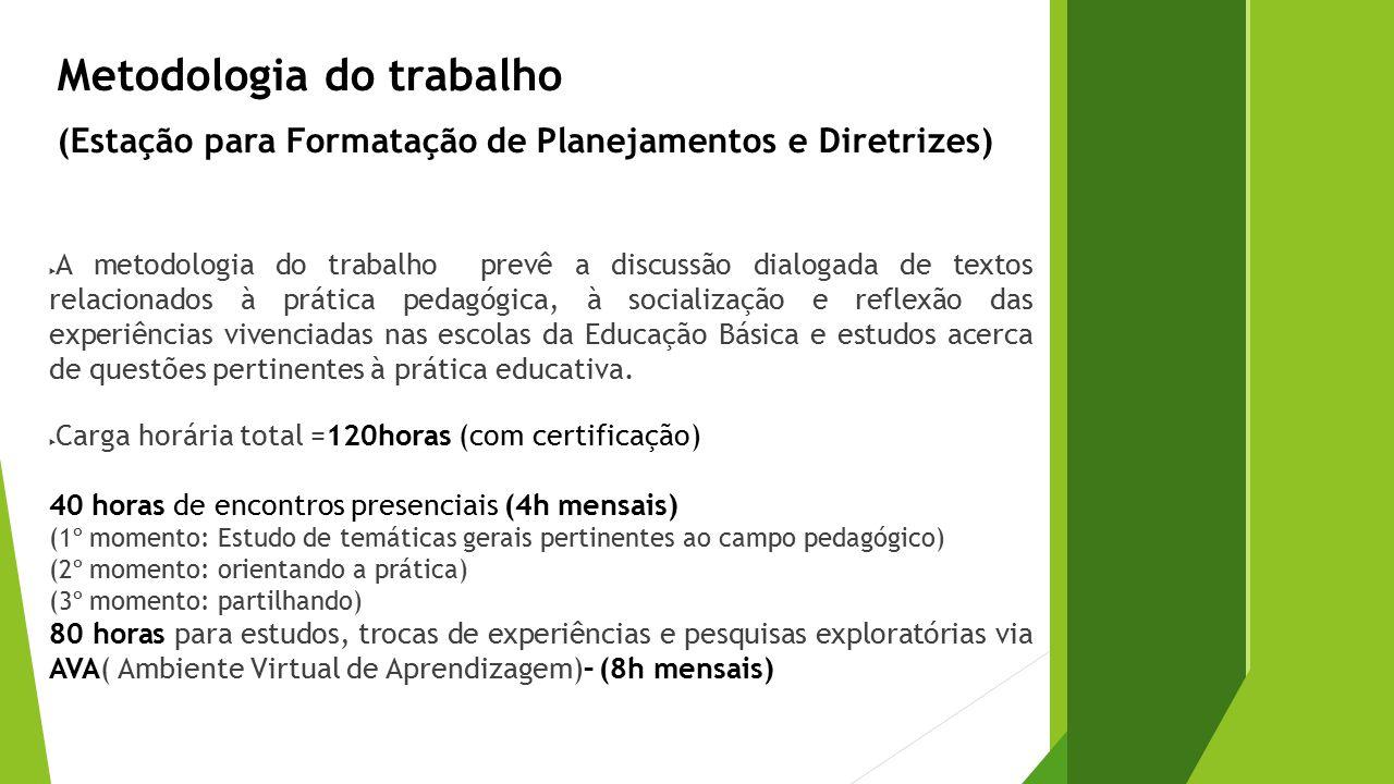 (Estação para Formatação de Planejamentos e Diretrizes)