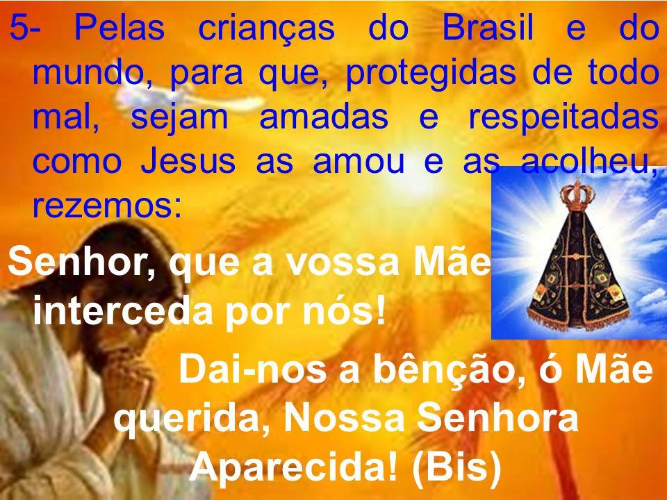Querida Padroeira Do Brasil Abenç Frases Nossa Senhora: De NOSSA SENHORA APARECIDA !!!