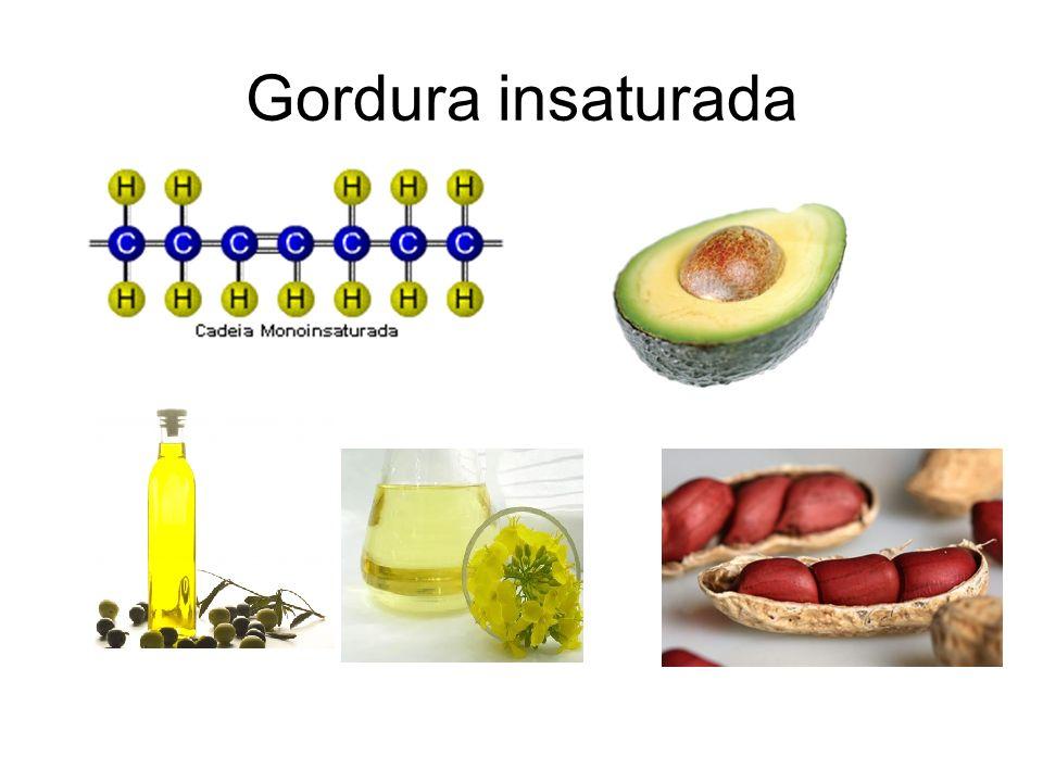 Gordura insaturada